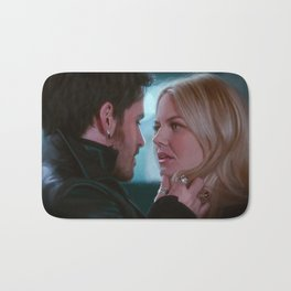 You traded your ship for me? Bath Mat