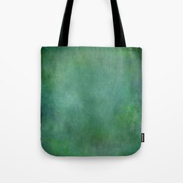 Looking into the depths of green Tote Bag