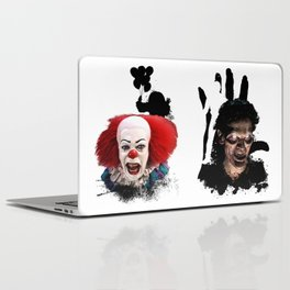 Evil Ash: Monster Madness Series Laptop & iPad Skin