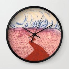 Highway Wall Clock