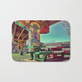 Chicano Park Bath Mat