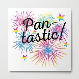 Pan-tastic! Metal Print