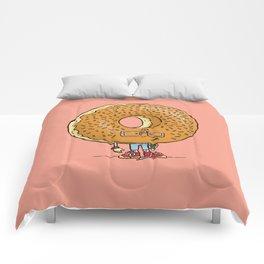Nerd Donut Comforters
