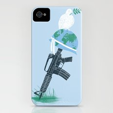 'Peace Within' iPhone (4, 4s) Slim Case