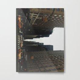 The Lights & Sounds Metal Print