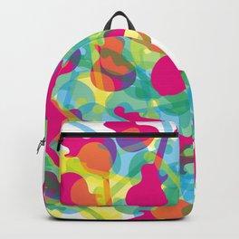 Rainbow Guitars Backpack