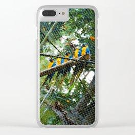 Aras Clear iPhone Case
