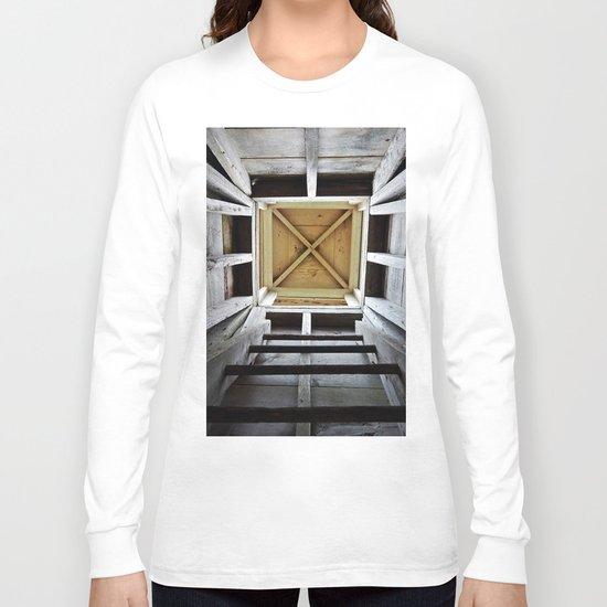 Up the Rung Ladder Long Sleeve T-shirt