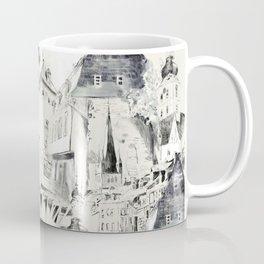 Germany historical view, Bad Kreuznach Coffee Mug