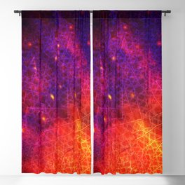 Burn up the Night Blackout Curtain