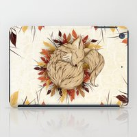 mandie manzano iPad Cases featuring Night Fall by LouJah
