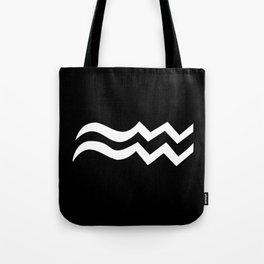 Aquarius II Tote Bag