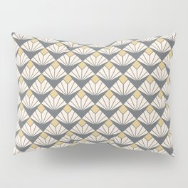 Deco flower pattern Pillow Sham