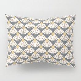 Deco flower pattern Pillow Sham