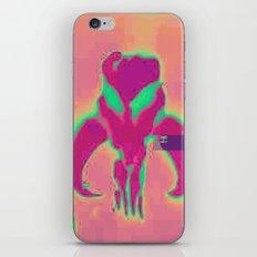 Glitchy Mandalorian iPhone & iPod Skin
