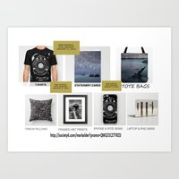 free shipping Art Prints featuring Free Shipping by Mark Alder