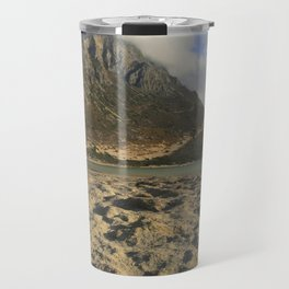 Crete, Greece Travel Mug