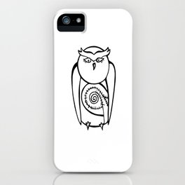 Annette iPhone Case