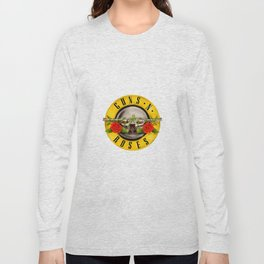 Guns N Roses Long Sleeve T-shirt