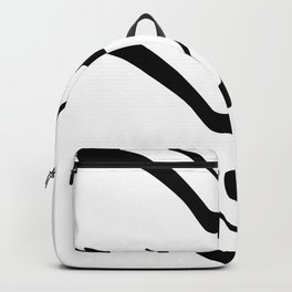 Tractor Tread Pattern Backpack