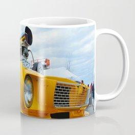 heavy breather Coffee Mug