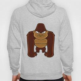 geometric gorilla Hoody