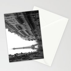 Down the Street Stationery Cards