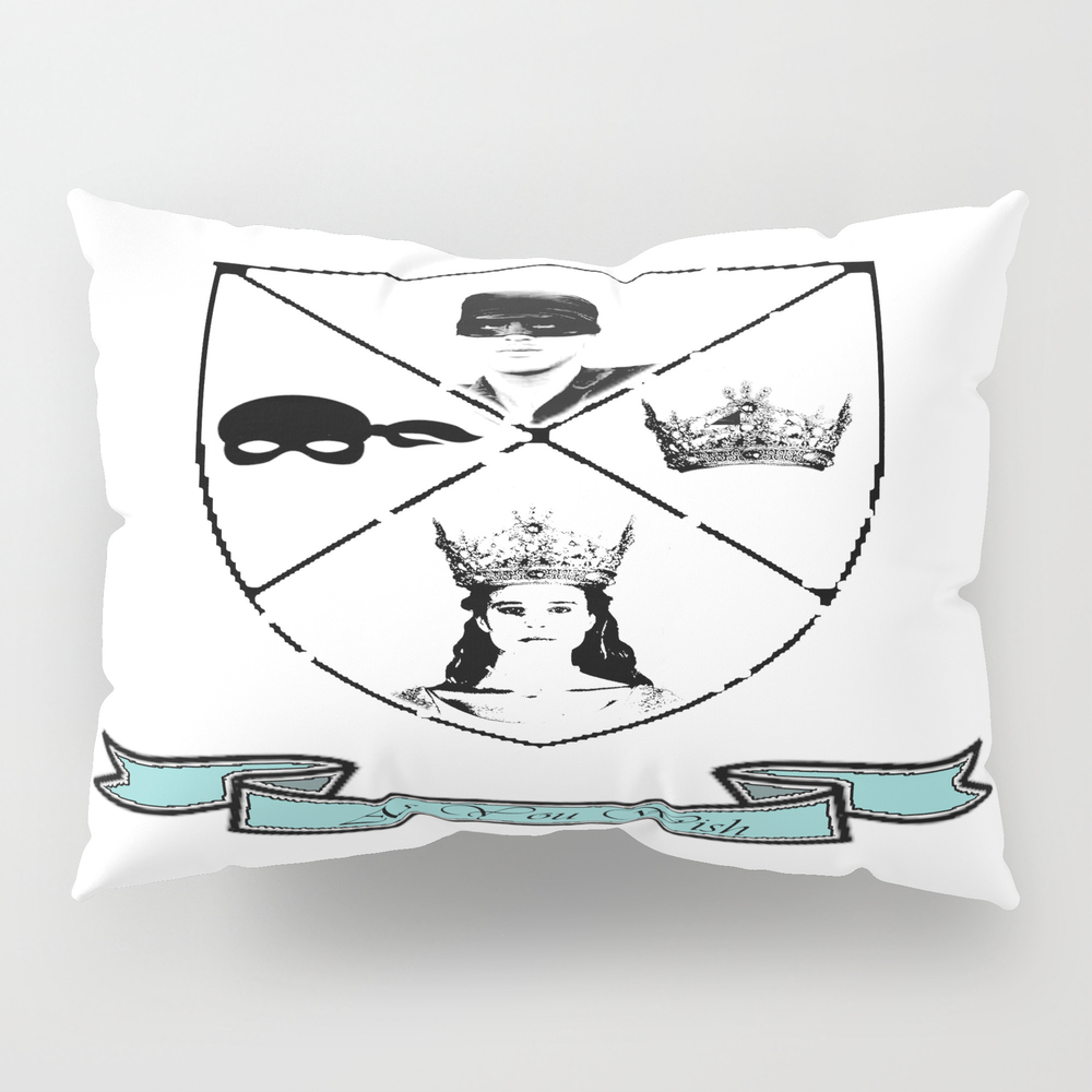 Princess Bride Coat Of Arms Pillow Sham by Pmdooling PSH7969901