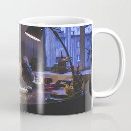 Kinbaku - Downtown Blues Coffee Mug