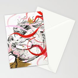 Longing Merrow Stationery Cards