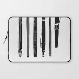 Weapons Of Mass Creation (on grey) Laptop Sleeve