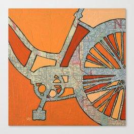Bike Atlanta  Canvas Print