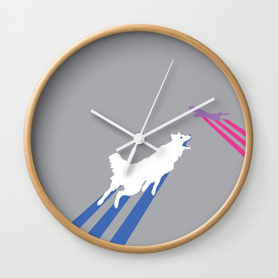Tia Wall Clock