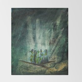 The Ride Throw Blanket