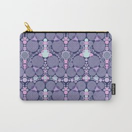 Halftone Crazy Carry-All Pouch