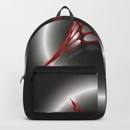 Abstract flux from eclipse - Vector Backpack