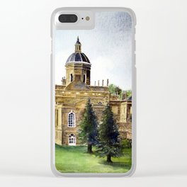 Castle Howard Clear iPhone Case