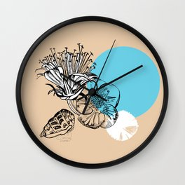 Moonbow Design Wall Clock