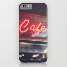 Camera Café Slim Case iPhone 6s
