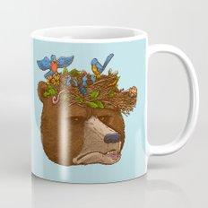 Mr Bear's Nature Hat 2017 Mug