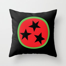 BLK Tennessee Throw Pillow