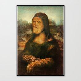 Mona Rilla Canvas Print