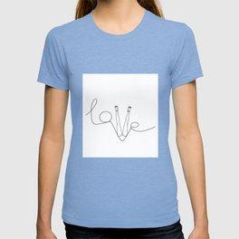 Man & LoveMe T-shirt