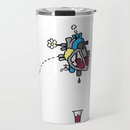 CuorVino - WinHeart Travel Mug