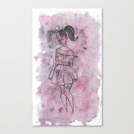 Melanie Canvas Print