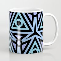 technology Mugs featuring Alien Technology by Lyle Hatch