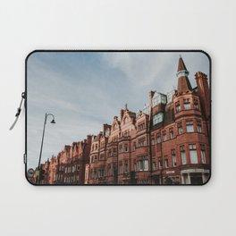 Belgravia district | Colourful Travel Photography | London, England Laptop Sleeve