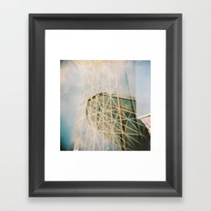 Bow Framed Art Print