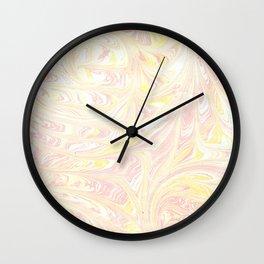 ebru Wall Clock