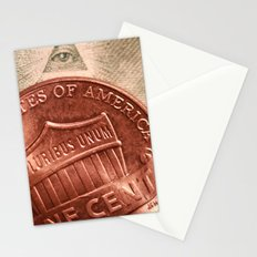Money! Stationery Cards